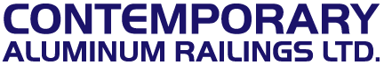 Contemporary Aluminum Railings Logo